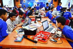LIPI - Intel Innovation Workshop 2016