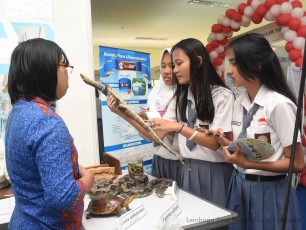 LIPI Gelar Bioresources Science Week Fair
